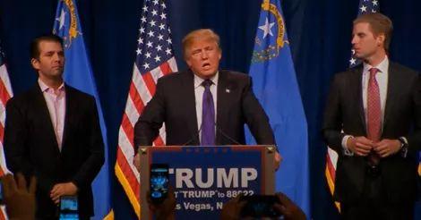 RS Notícias: Donald Trump é projetado vencedor das prévias repu...