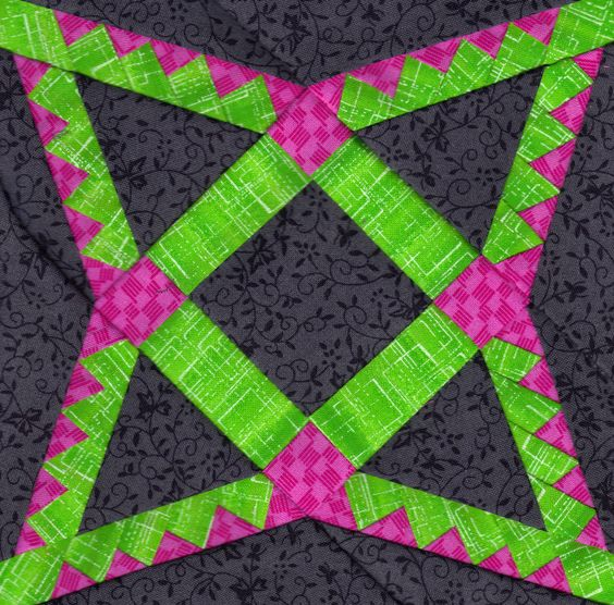 https://flic.kr/p/8t5GHD   contessas canoe pieced by shae   pieced by shaebay  Original design by Jennifer Ofenstein  sewhooked.com
