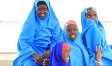 Education for Girls in Somalia.    In Somalia, girls' enrolment rate is one of the lowest in the world at 22.1%.       CISP's education programme has sought to increase access to primary school for both boys and girls and to ensure their successful completion of basic education. In the primary schools supported by CISP, the enrollment of girls has increased from 32% in 2008 to 46% in 2012 (@CISP - Ceel Dheer, Dec 2011)