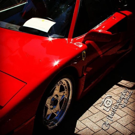 TheFerrari F40is amid-engine rear-wheel drive two-doorcoupésports carbuilt from 1987 to 1992 (up to 1994 for the LM and 1996 for the GTE). The successor to theFerrari 288 GTO it was designed to celebrate Ferrari's 40th anniversary and was the last Ferrari automobile personally approved byEnzo Ferrari. At the time it was the fastest most powerful and most expensive car that Ferrari sold to the public  #90ferrarif40 #90ferrari #90f40 #ferrarif40 #f40 #Ferrari #maranelloitaly #enzoferrari…