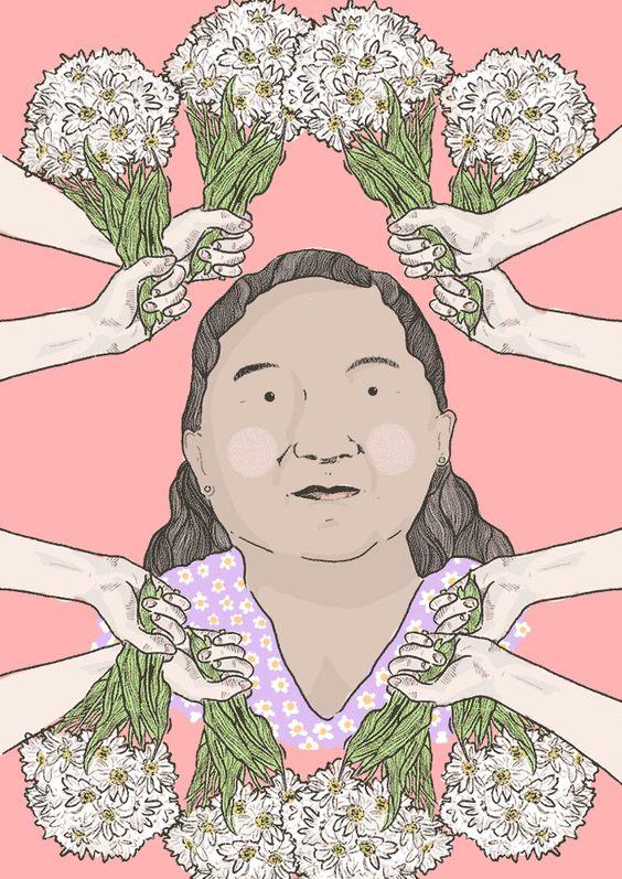 Marcha das Margaridas  Margarida Alves é sempre evocada como um símbolo de força, de coragem, de resistência e de luta, servindo como inspiração e estimulando as mulheres a lutarem por igualdade de gênero, justiça, autonomia e igualdade — e contra todas as formas de discriminação e violência no campo, particularmente a violência sexista.