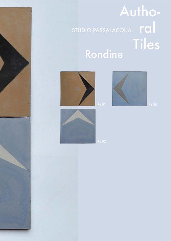 Tiles - Studio Passalacqua