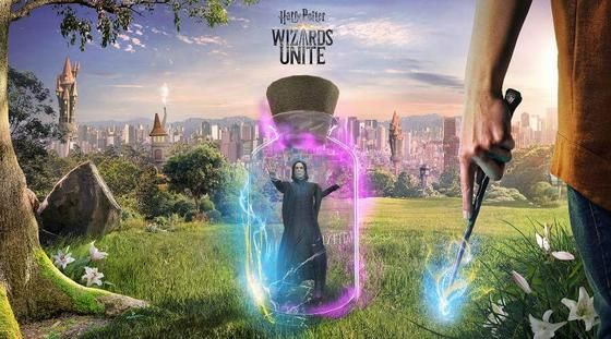 Return Memories Of Lost Love In Harry Potter Wizards Unite As Valentine S Day Is Approaching Harry Potter Wizards Harry Potter Wizard Harry Potter Niantic