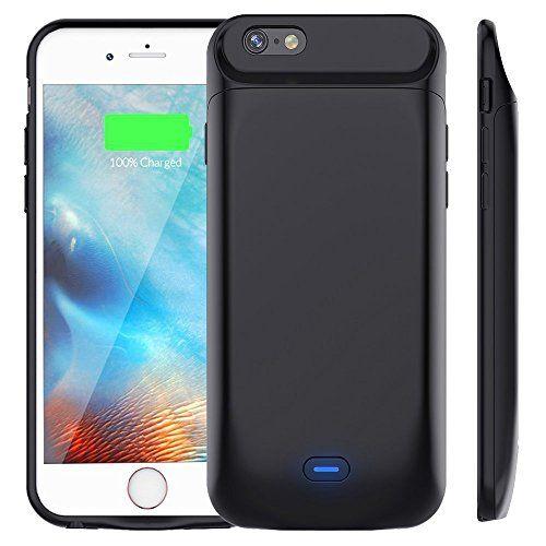 Bovon Coque Batterie iPhone 6S/6 5000mAh Portable Batterie Externe ...