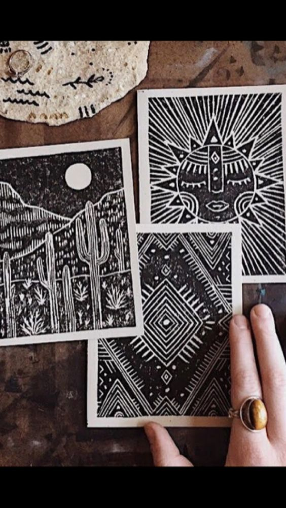 Das Kartenlegen stellt eine Verbindung zu den Engeln her