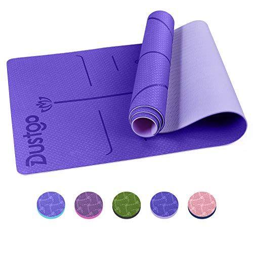 Ultra Tapis Gym TOPLUS Tapis de Yoga en TPE matériaux Recyclable