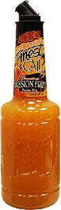 Finest Call Premium Passion Fruit Puree Drink Mixer 1 Liter