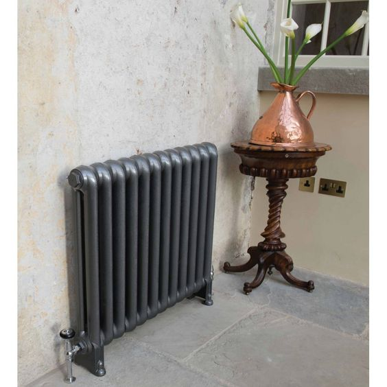Carron The Cromwell Cast Iron Radiator - 485mm