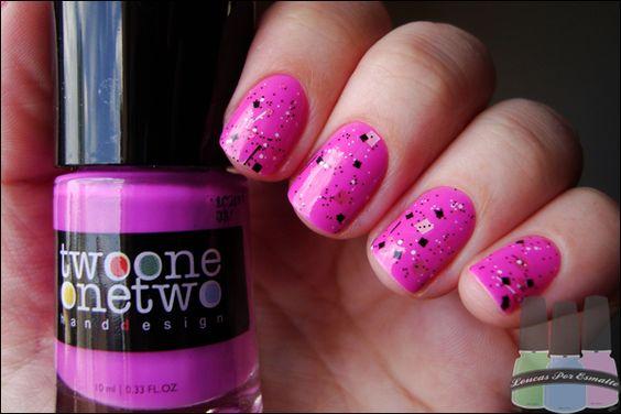 Sophie's Pink da Two One One Two com o Sakura da Penélope Luz.