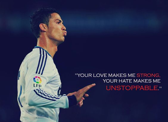 quotes cristiano ronaldo ronaldo soccer quotes quotes messi wallpapers