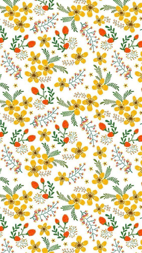 Pinterest Fond D Ecran Telephone Papier Peint Floral Fond Ecran Ete