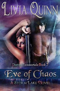 Eve of Chaos by Livia Quinn