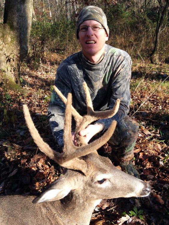Rack Science: Why Some Bucks Never Lose Velvet | Field & Stream