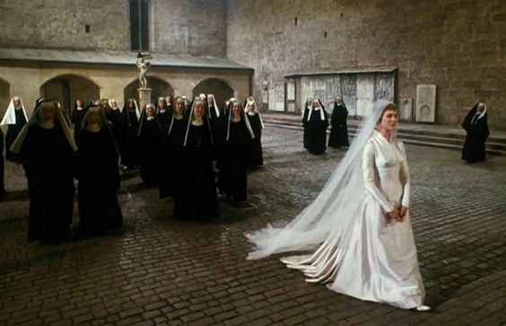 JULIE ANDREWS THE SOUND OF MUSIC WEDDING GOWN - Price Estimate: $30000 - $50000