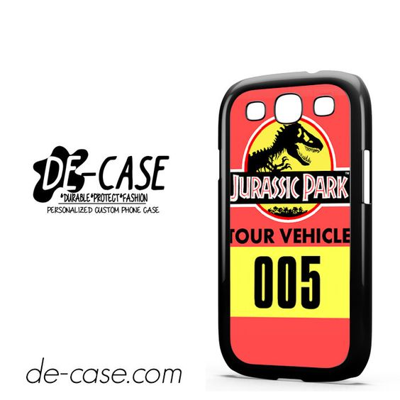 Jurassic Park Tour Vehicle DEAL-5997 Samsung Phonecase Cover For Samsung Galaxy S3 / S3 Mini