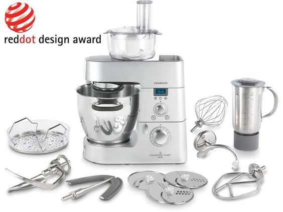 Cooking Chef KM070 from Kenwood Malaysia