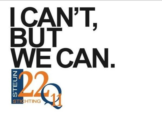 We can! #22q11 awareness together