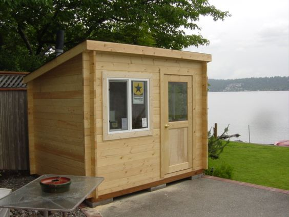 8X10 Shed And Sheds On Pinterest 400 x 300