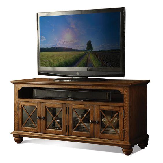 Riverside Furniture Allegheny TV Stand... for bedroom?