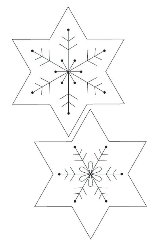 photograph regarding Christmas Ornament Patterns Printable known as totally free printable felt xmas ornament styles Xmas