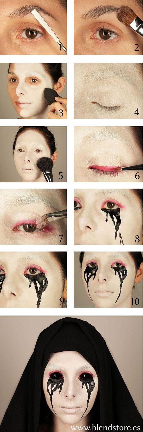 Dicas de Maquiagem Halloween 1