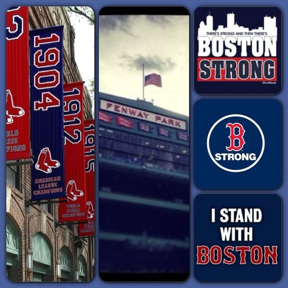 Good Luck to the Boston Red Sox! <3