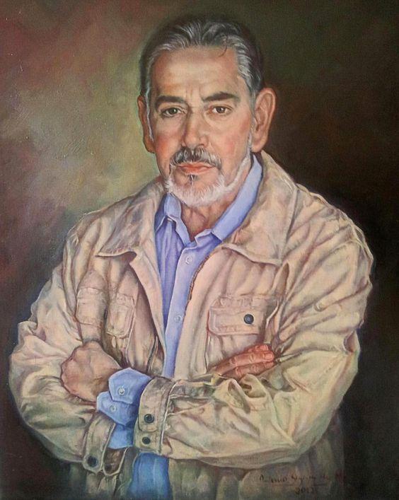 Retrato - Paco Sánchez