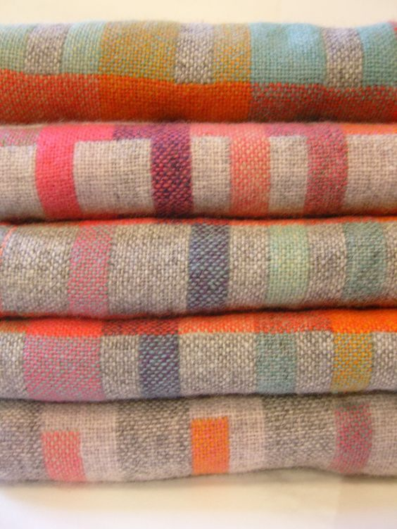 Gorgeous blankets by Holly Berry                              …