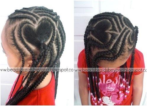 Cool Little Girls Hairstyles And Little Girl Models On Pinterest Hairstyles For Men Maxibearus