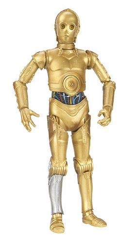 C3PO - Hasbro 2010 Vintage Collection