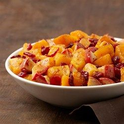 Butternut squash, Squashes and Cranberries on Pinterest