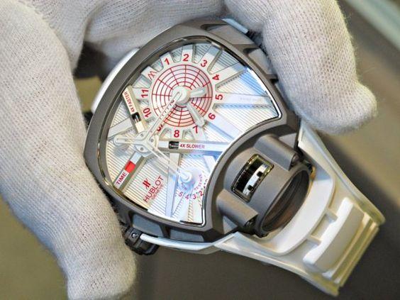 Hublot La Cle du Temps Marcus Watch