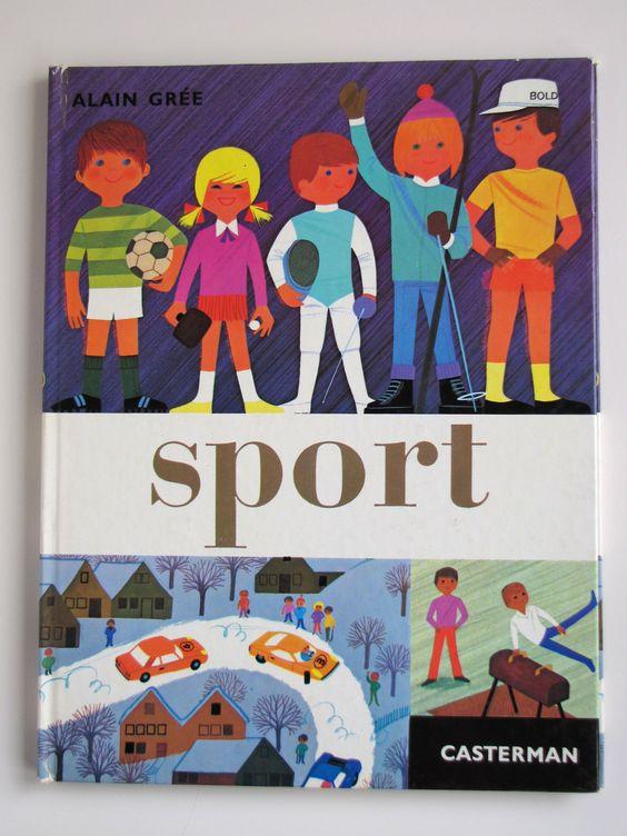 Alain Gree - sport: