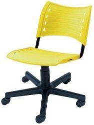 Cadeira Secretária Giratória pp - iso CE04G