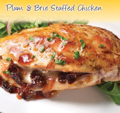 stuffed chicken brie stuffed chicken breasts chicken chicken breasts ...