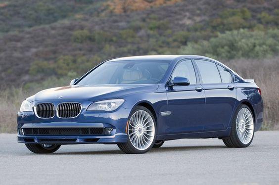F01 Alpina-BMW B7 Bi-Turbo in Alpina Blue #FieldsBMW #FieldsAuto #BMW