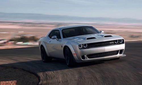 Dodge Hellcat Horsepower