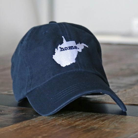 The West VirginiaHome Hat is a great way to show off your state pride, while also helping raise money for multiple sclerosis research. It's a low profile, unst
