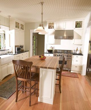 11 Gorgeous Ways to Style an All-White Kitchen