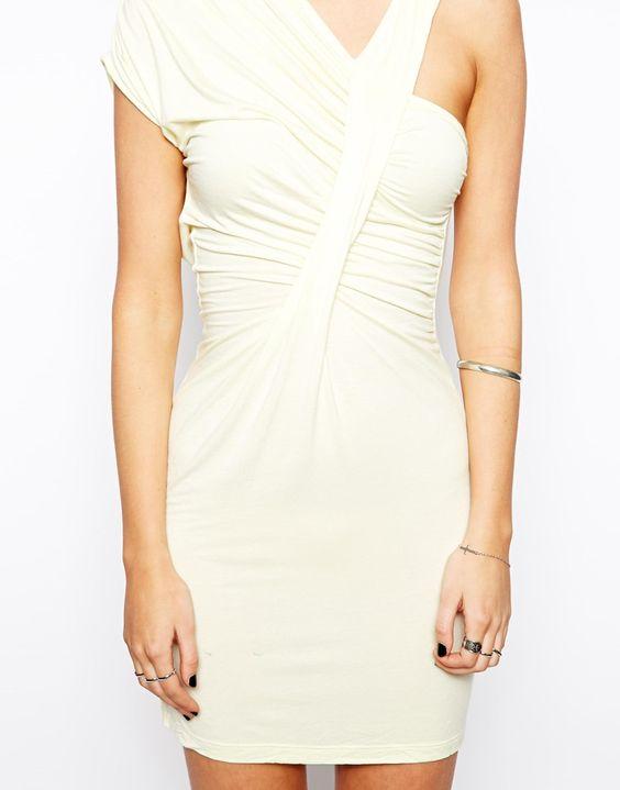 Bild 3 von Religion – Drapiertes One-Shoulder-Kleid