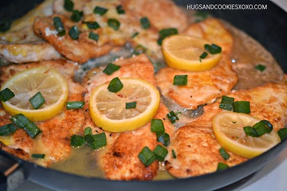 MOST AMAZING CHICKEN FRANCESE. Sounds like a good recipe. Would pair well with broccoli rabe, with or without linguine.