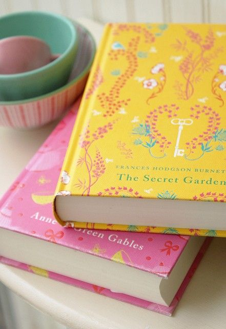 Secret Garden and Anne Green Gables. MY FAVORITE STORIES! grew up reading and watching these: