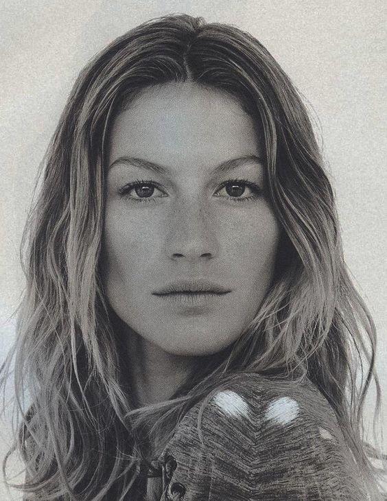 Gisele Bundchen a really cool model