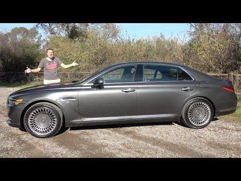 The 2020 Genesis G90 Ultimate Is A Bargain Luxury Sedan Youtube In 2020 Luxury Sedan Sedan