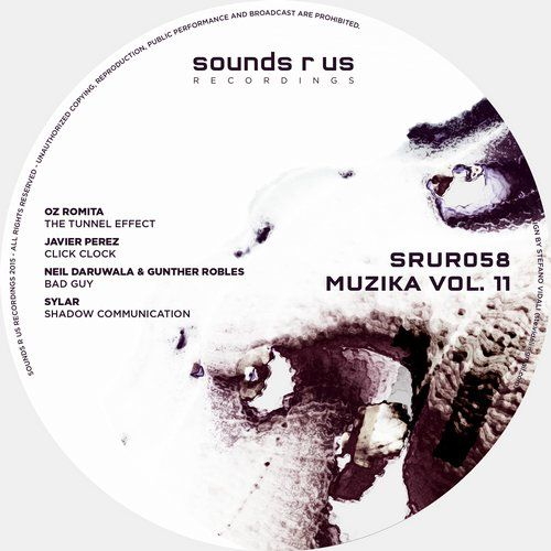 Our #Muzika #series continues to prove popular among the discerning listener, so much so that we now enter into our 11th instalment where we showcase more of the finest #techno and #tech #house #grooves around.  MUZIKA, VOL. 11 (SOUNDS R US RECORDINGS) #wearebonzai