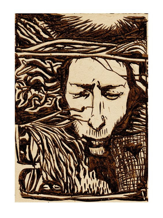 thom yorke of radiohead by spacecraft.deviantart.com on @deviantART