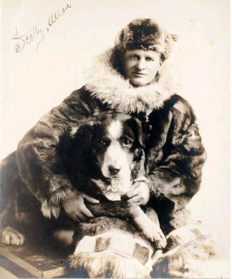 BOOKTRYST: Alaska's Dog Days On Show In Historic Photos