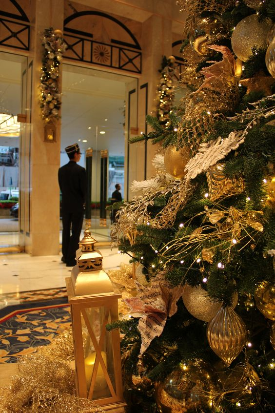 A festive and sparkling welcome to all our guests!
