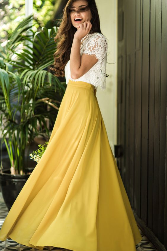 crop tops as Lehenga blouses