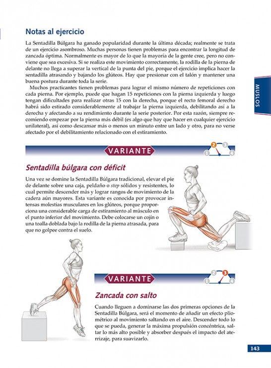 Anatomía Del Entrenamiento De La Fuerza Con El Propio Peso Corporal Gym Sports